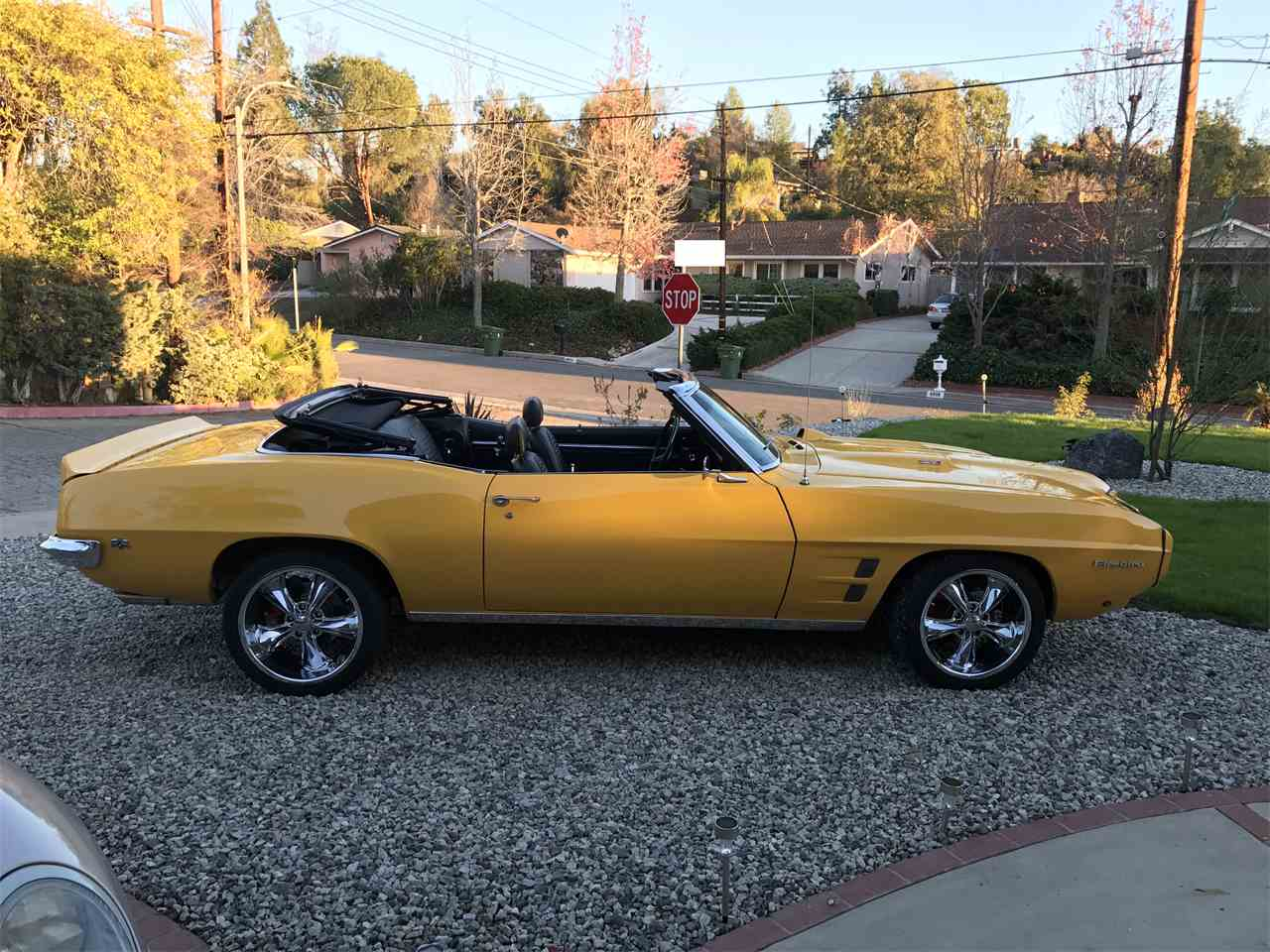 1969 Pontiac Firebird for Sale on ClassicCarscom  40 Available