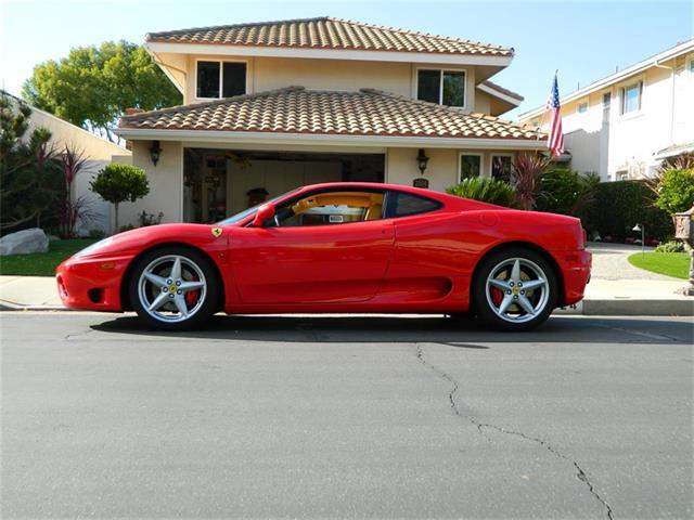 2003 Ferrari 360 | 933804