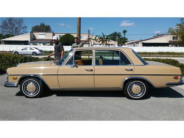 1973 Mercedes-Benz 280SEL | 933812