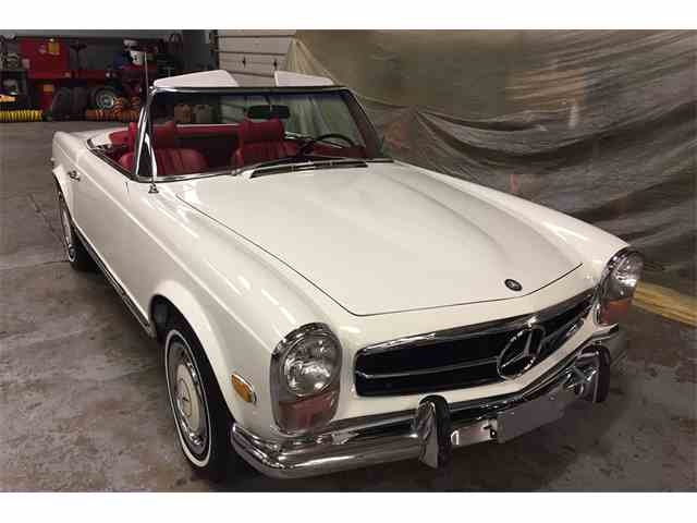 1969 Mercedes-Benz 280SL | 933813