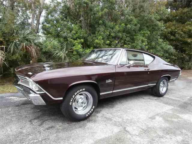 1968 Chevrolet Malibu | 933818