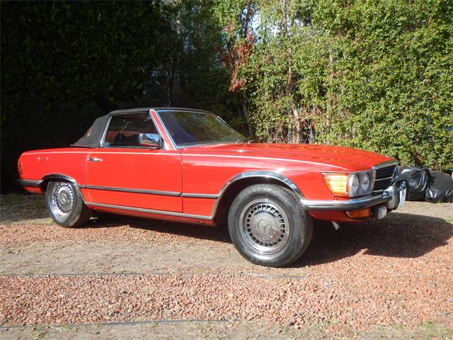 1972 Mercedes-Benz 350SL | 930382
