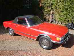 Picture of 1972 Mercedes-Benz 350SL located in Woodland Hills California Offered by California Cadillac And Collectibles - JXVY