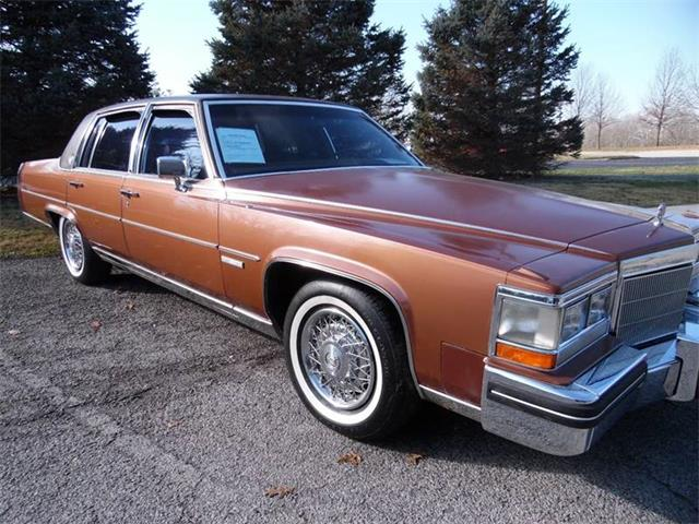 1983 Cadillac Fleetwood Brougham   933823