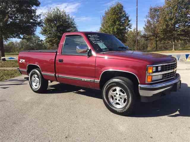 1989 Chevrolet Silverado | 933824