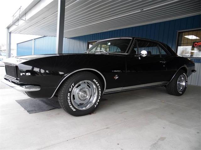 1967 Chevrolet Camaro (124 VIN Code) | 933827