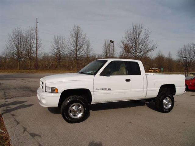 2000 Dodge Ram 2500 | 933834