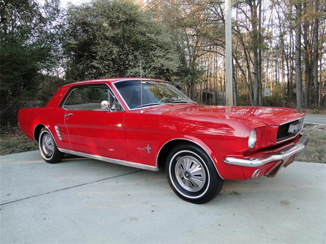 1966 Ford Mustang | 933838