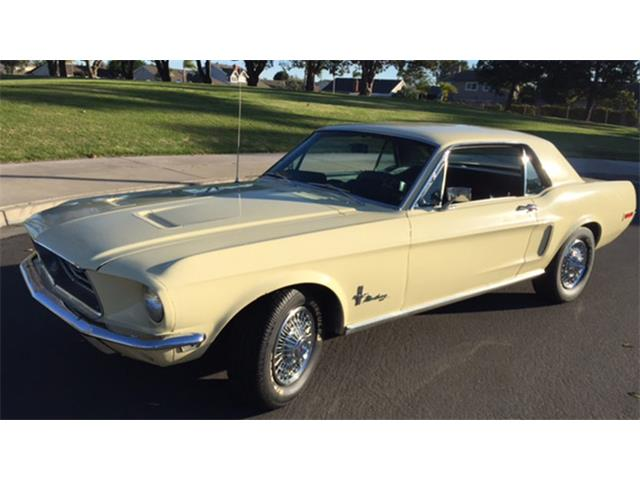 1968 Ford Mustang | 933845