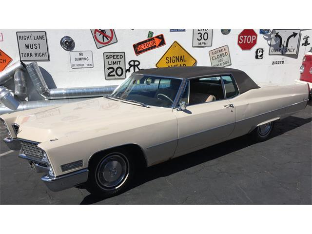 1967 Cadillac Coupe DeVille | 933849