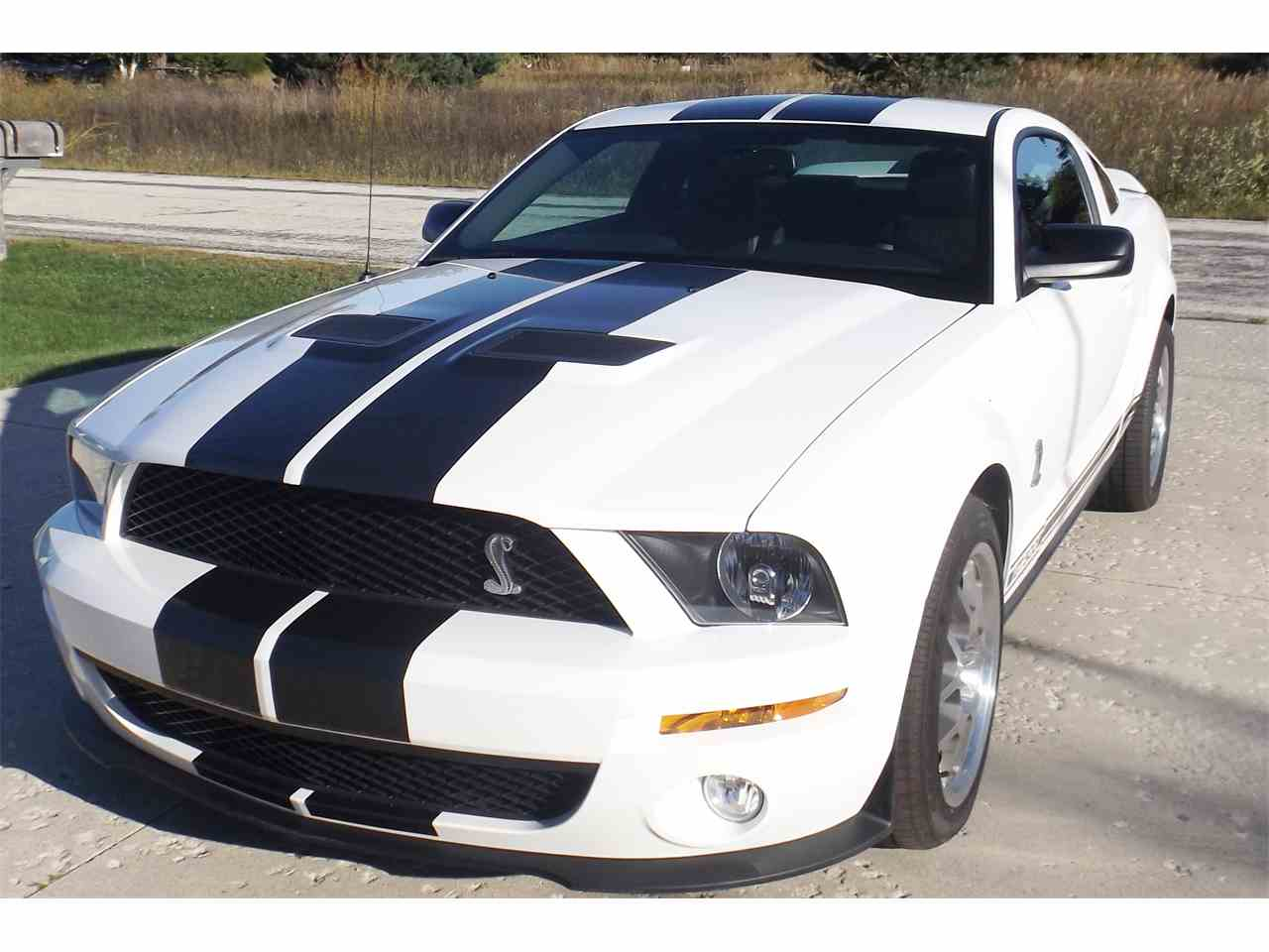 2008 shelby gt500 for sale cc 930385. Black Bedroom Furniture Sets. Home Design Ideas
