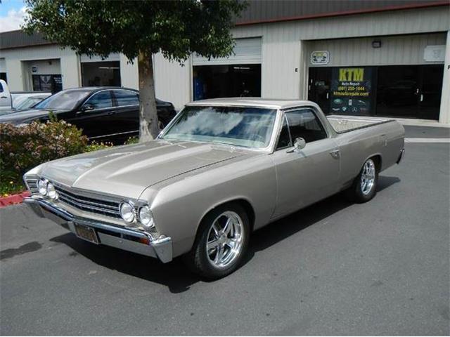 1967 Chevrolet El Camino SS | 933868