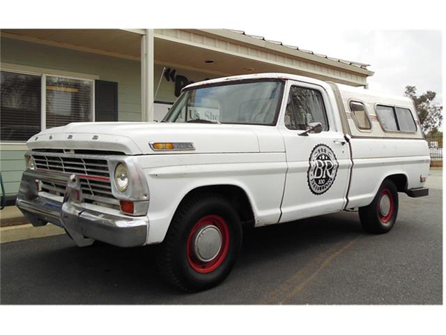 1969 Ford F100 | 930387