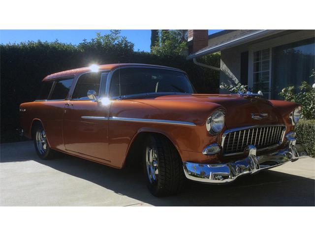 1955 Chevrolet Nomad | 933879