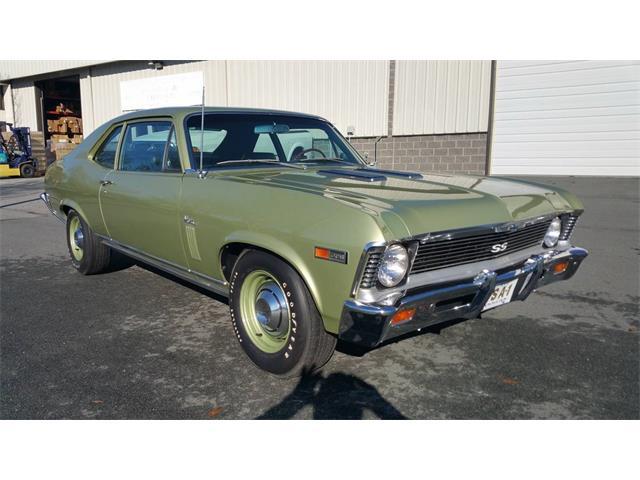 1969 Chevrolet Nova SS | 930390
