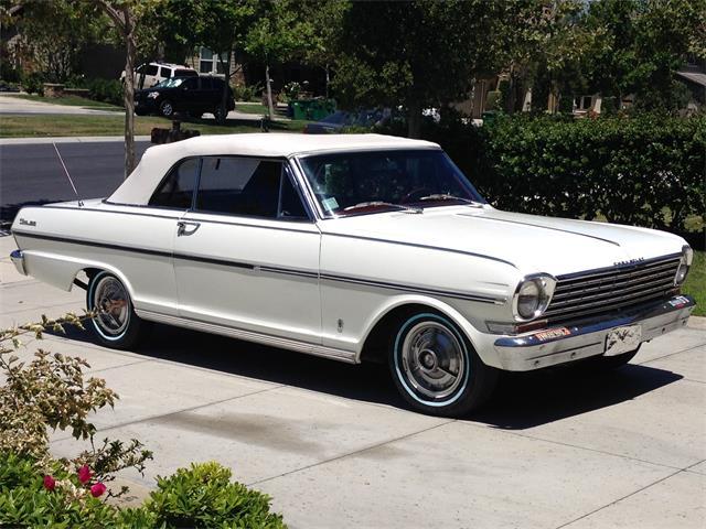 1962 Chevrolet Nova SS | 930392