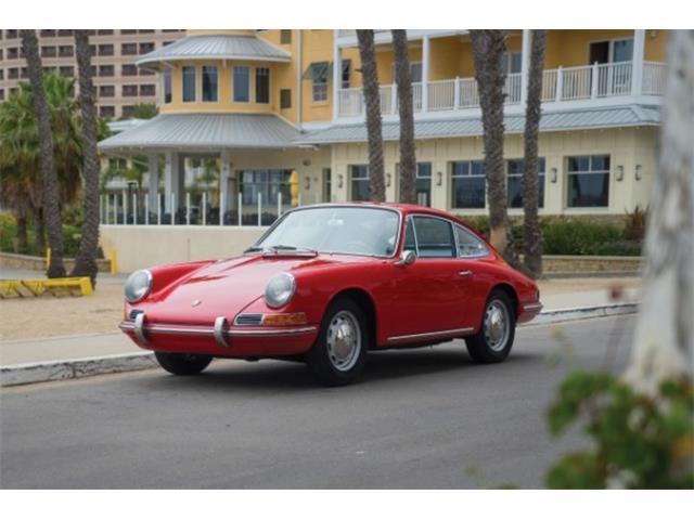1965 Porsche 911   933947