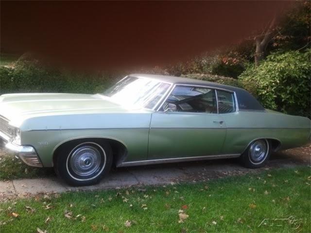 1970 Chevrolet Impala | 933951