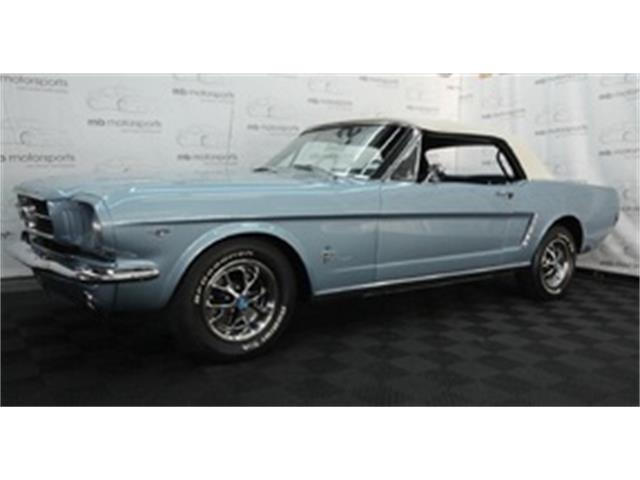 1965 Ford Mustang | 930004