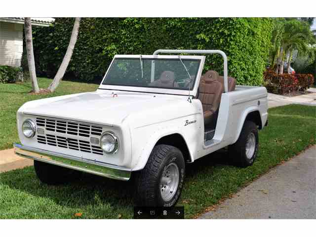 1966 Ford Bronco | 930040