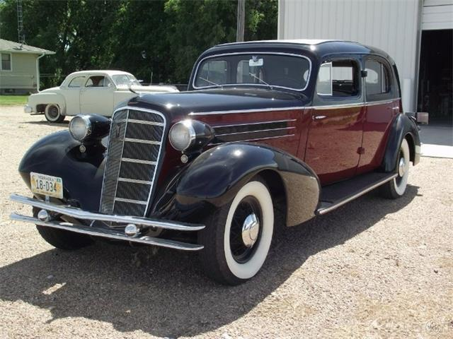 1934 Cadillac 370D   934009