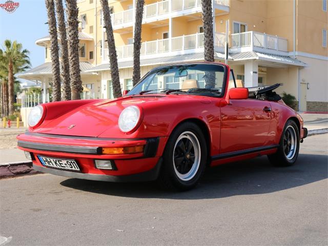 1986 Porsche 911 | 930402