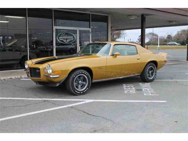 1972 Chevrolet Camaro RS Z28 | 934050
