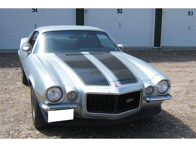 1972 Chevrolet Camaro RS Z28 | 934056