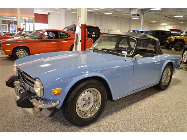 1974 Triumph TR6 | 934061