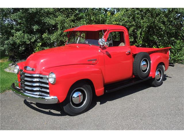 1951 Chevrolet 3600 | 934073