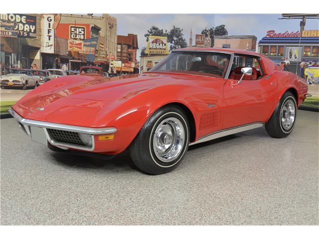 1971 Chevrolet Corvette | 934081