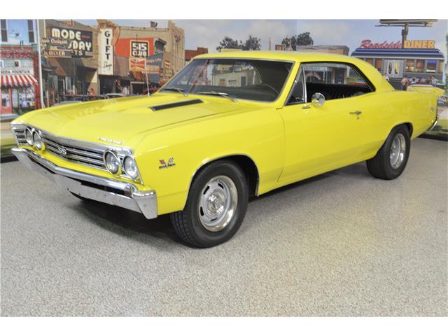 1967 Chevrolet Malibu | 934082