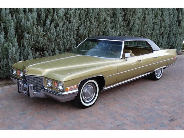 1972 Cadillac Sedan DeVille | 934087