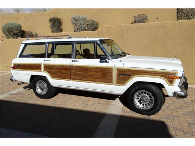 1988 Jeep Wagoneer | 934095