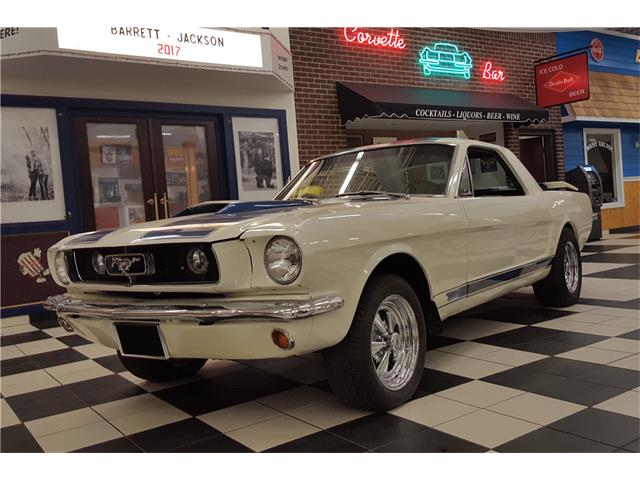1966 Ford Mustang | 934097