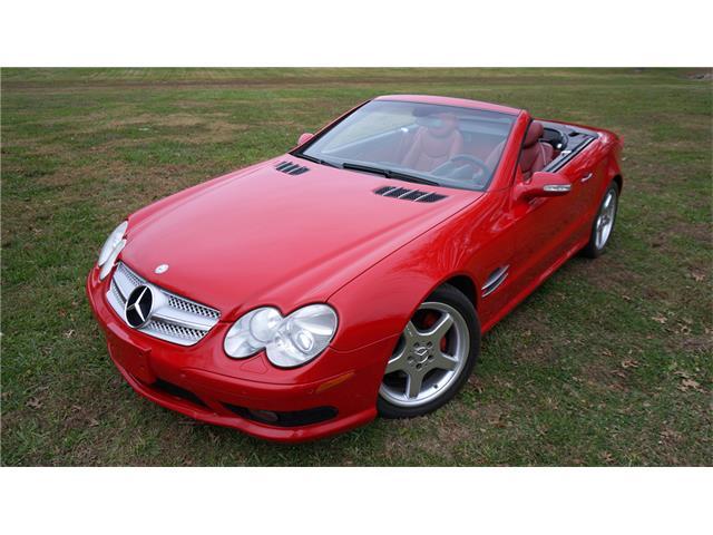 2003 Mercedes-Benz SL500 | 934104