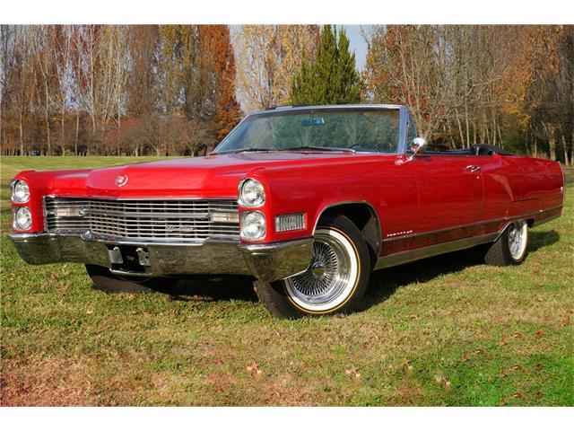 1966 Cadillac Eldorado   934108