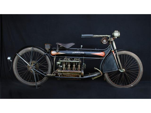 1912 Henderson Four | 934121