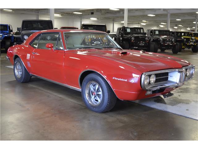 1967 Pontiac Firebird | 934125