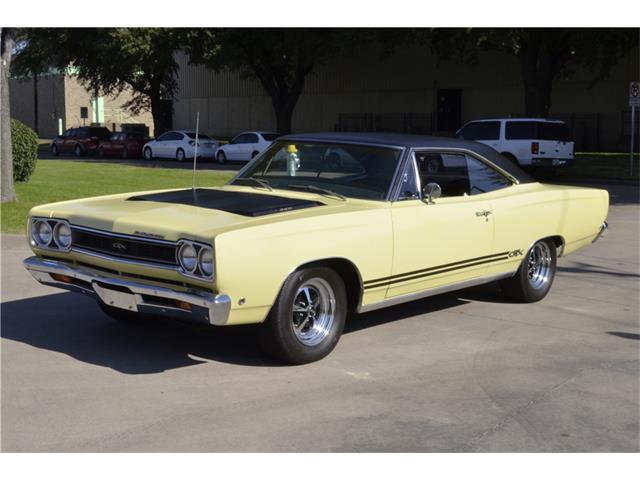 1968 Plymouth GTX | 934147