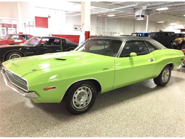 1970 Dodge Challenger | 934148