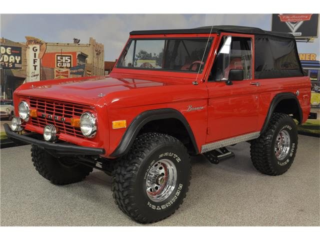 1970 Ford Bronco | 934159