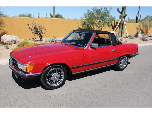 1985 Mercedes-Benz 380SL | 934160