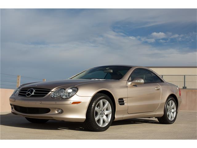 2003 Mercedes-Benz SL500 | 934162