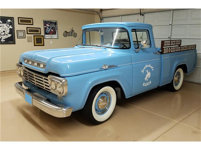1959 Ford F100 | 934167