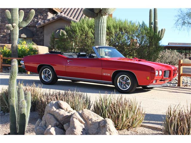 1970 Pontiac GTO   934188