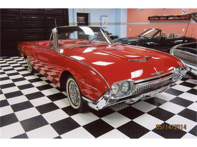 1962 Ford Thunderbird | 934189