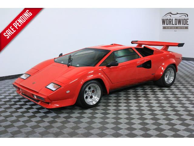 1984 Lamborghini Countach | 934209