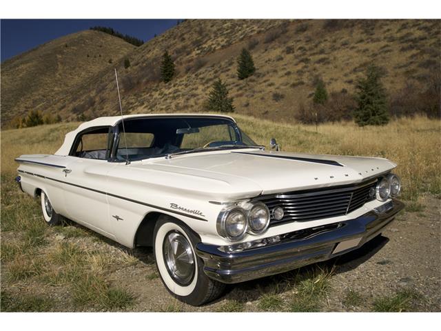 1960 Pontiac Bonneville | 934212