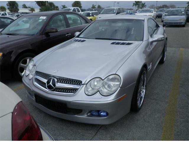 2003 Mercedes-Benz SL500   934220